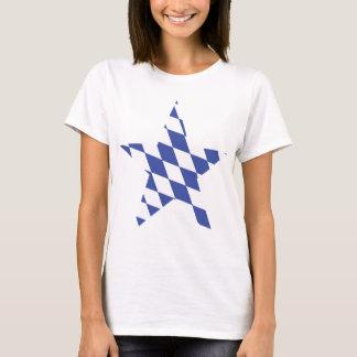 bavarian star icon T-Shirt