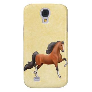Bay American Saddlebred Horse HTC Vivid Tough Case HTC Vivid Cases