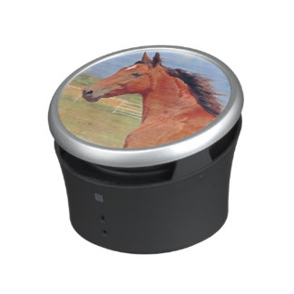 BAY ANDALUSIAN MARE BLUETOOTH SPEAKER