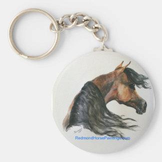 Bay Arabian 103 Key Ring