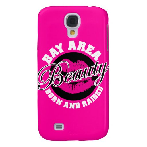 Bay Area Beauty - Pink Samsung Galaxy S4 Cover