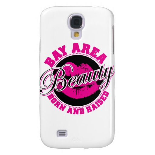 Bay Area Beauty - Pink Galaxy S4 Cases