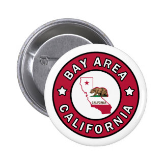Bay Area California button