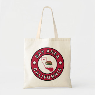 Bay Area California tote bag