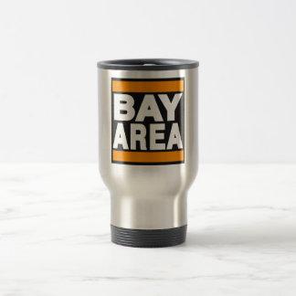 Bay Area Orange Travel Mug