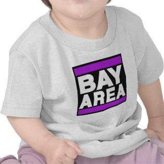 Bay Area Purple Tshirt