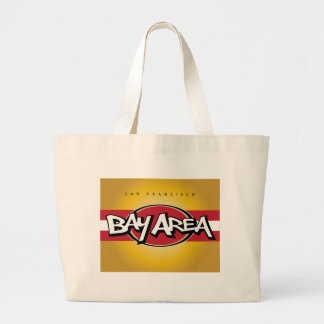 Bay Area Red & Gold Bag