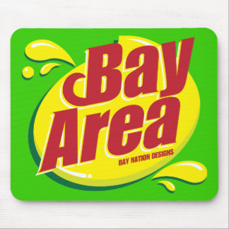 Bay Area SD Mouse Mat