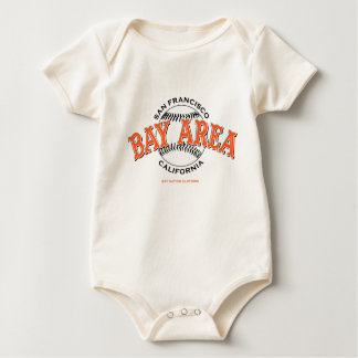 Bay Area SF Baby 1 Baby Bodysuit
