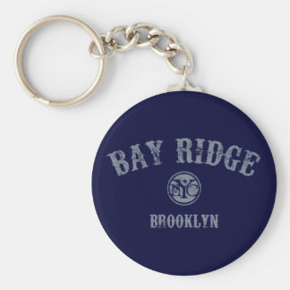 Bay Ridge Key Ring