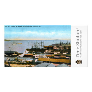 bay-view personalized photo card