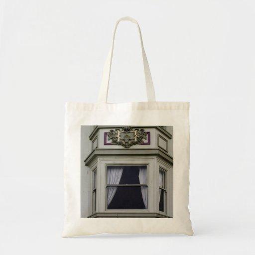 Bay Window in San Francisco Bags