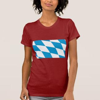Bayern Bavaria Flag Lozengy Version T Shirt