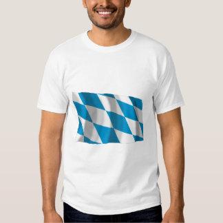 Bayern / Bavaria Flag (Lozengy Version) Tee Shirt