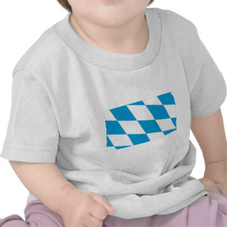 Bayern Bavaria Flag Lozengy Version T Shirts