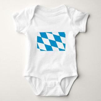 Bayern / Bavaria Flag (Lozengy Version) T Shirts