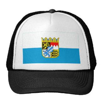 Bayern / Bavaria Flag with Arms Hat
