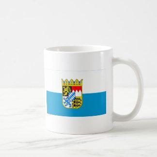 Bayern / Bavaria Flag with Arms Mugs