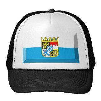 Bayern Flag Gem Trucker Hats