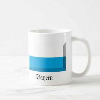 Bayern Flag Gem Coffee Mugs