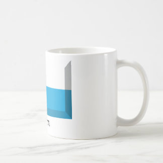 Bayern Flag Gem Coffee Mug