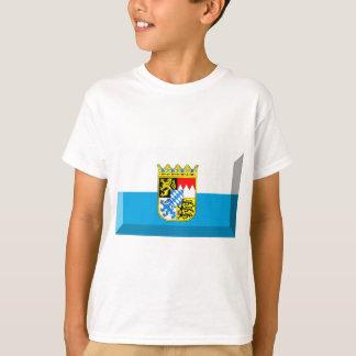 Bayern Flag Gem T-Shirt