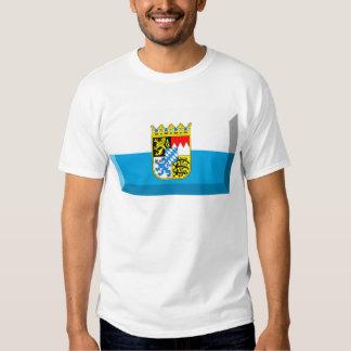 Bayern Flag Gem Tee Shirt