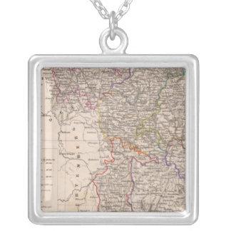 Bayern, Germany Silver Plated Necklace