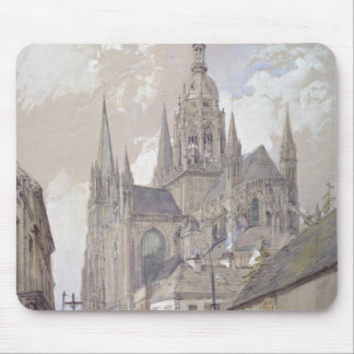 Bayeux Cathedral, View from the South East Mouse Pad