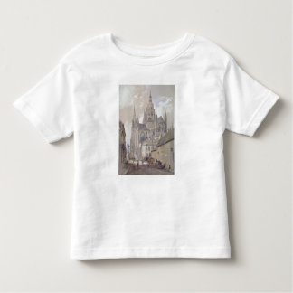 Bayeux Cathedral, View from the South East Toddler T-Shirt