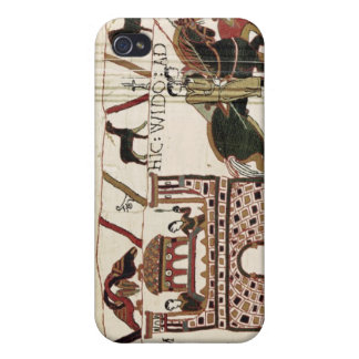 Bayeux Tapestry Earl Harold to Duke of Normandy iPhone 4/4S Covers