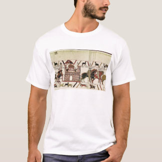 Bayeux Tapestry Earl Harold to Duke of Normandy T-Shirt