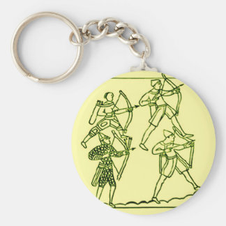Bayeux Tapestry Key Chain