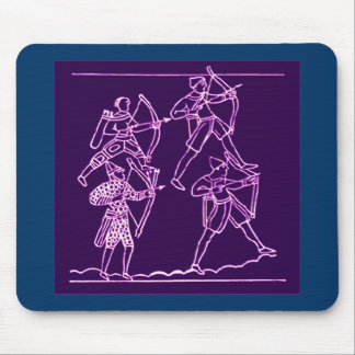 Bayeux Tapestry Mouse Pad