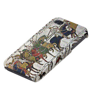 Bayeux Tapestry Scene Cases For iPhone 4