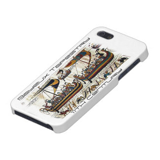Bayeux Tapestry Scene iPhone 5 Cases