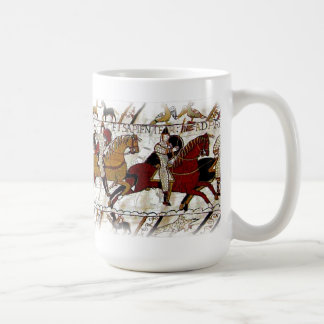Bayeux Tapestry Scene Mug