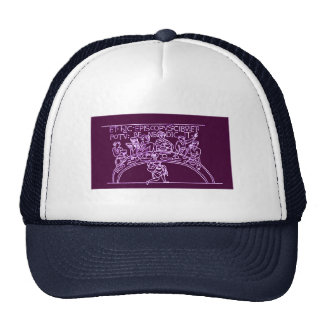 Bayeux Tapestry Trucker Hat