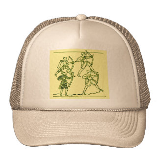 Bayeux Tapestry Trucker Hats