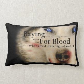 Baying For Blood [Who's Afraid...] Lumbar Cushion