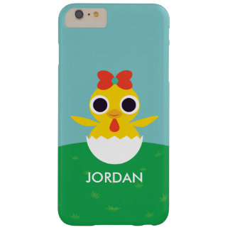 Bayla the Chick Barely There iPhone 6 Plus Case