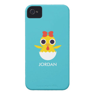 Bayla the Chick Case-Mate iPhone 4 Case