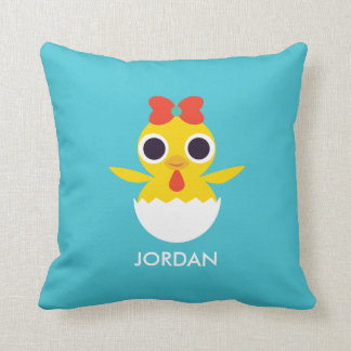Bayla the Chick Cushion