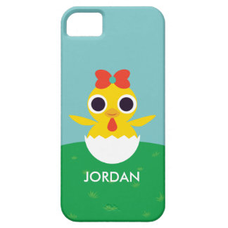 Bayla the Chick iPhone 5 Case