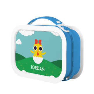 Bayla the Chick Lunch Box