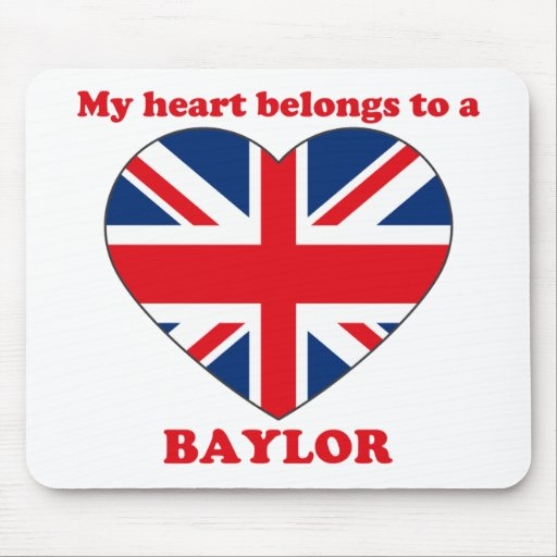 Baylor Mouse Pad
