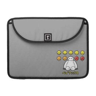 Baymax Emojicons Sleeve For MacBooks