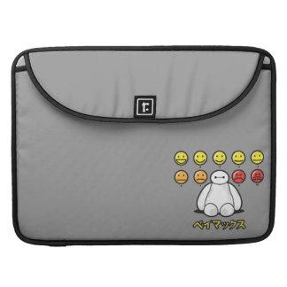 Baymax Emojicons Sleeves For MacBook Pro