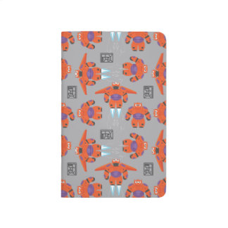 Baymax Orange Supersuit Pattern Journal