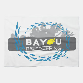 Bayou Reefkeeping MoJo Kitchen Towel